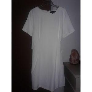 White Eloquii Dress